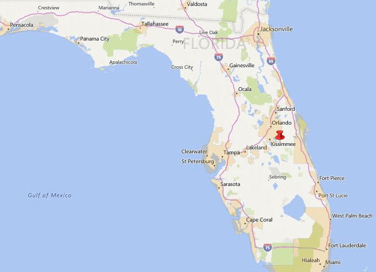 Florida USDA Eligible Area
